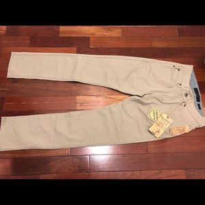 KHAKI CHINO SLIM FIT
